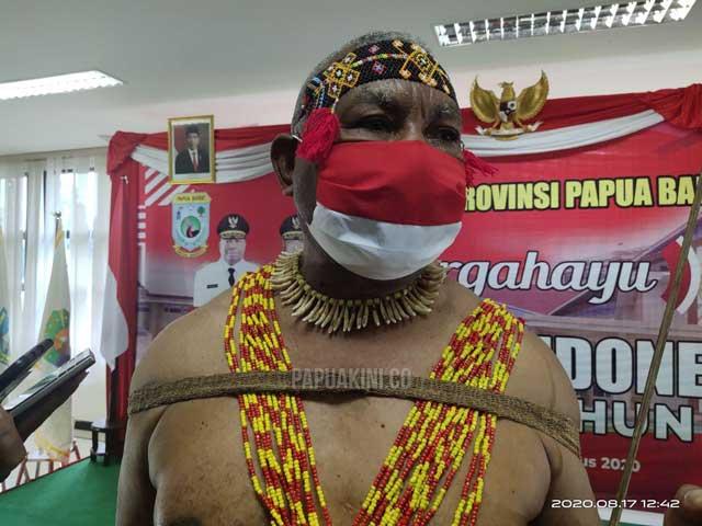 Ayo Dukung Otsus Jilid II, Gubernur Minta Kewenangan dan Cakupan K/L Lebih Besar