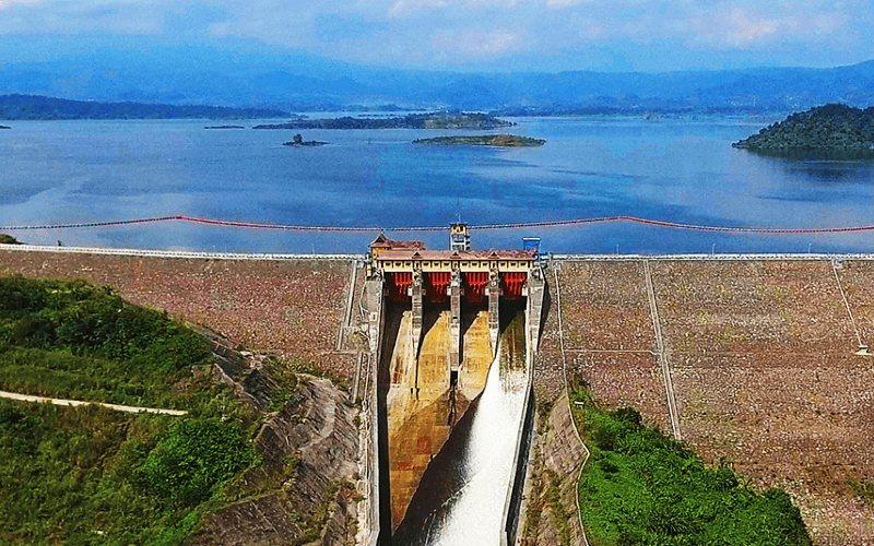 Kementerian PUPR Basuki Hadimuljono : Mulai Bangun 5 Bendungan Baru untuk Ketersediaan Air Baku