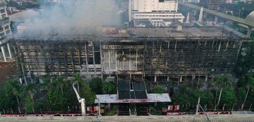 Kebakaran Kejagung dan Kasus Pinangki, Mahfud MD: Jangan Berspekulasi