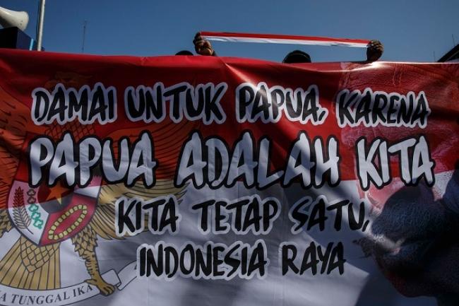 Pimpinan Kodap II Muragame Dukung Penuh Otonomi Khusus Papua Jilid II
