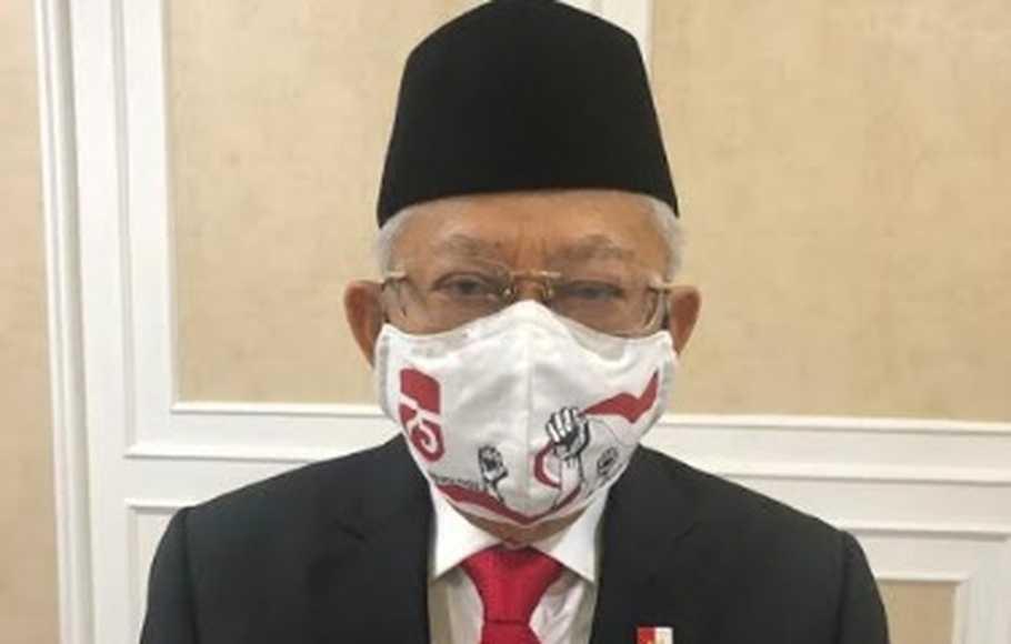 Ma'ruf Amin Berharap BPIP Ambil Peran Besar Dorong Implementasi Pancasila