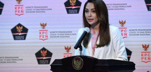 Ajak Warga Terapkan 3M Cegah COVID-19, Reisa: Bisa Dong, Indonesia Pasti Bisa!