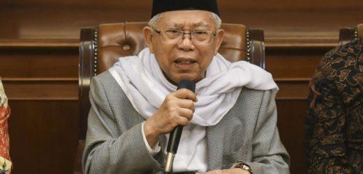 Wakil Presiden Ma'ruf Amin: Perintahkan KASN Awasi Netralitas ASN di Pilkada 2020