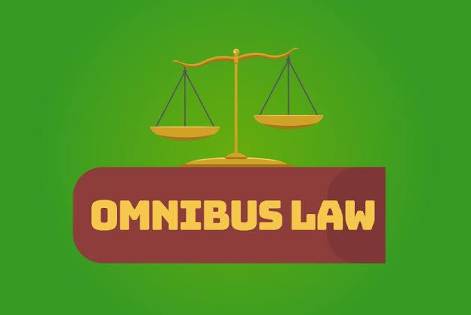Omnibus Law Cipta Kerja, Solusi Selamatkan Perekonomian Di Masa Pandemi