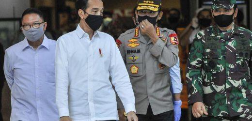 Jokowi Ingatkan ASN, TNI, dan Polri Netral di Pilkada 2020