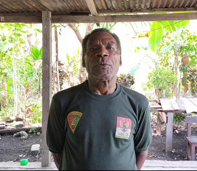 Kepala Suku Kemtuk Gresi Mendukung Penuh Adanya Kelanjutan Otsus