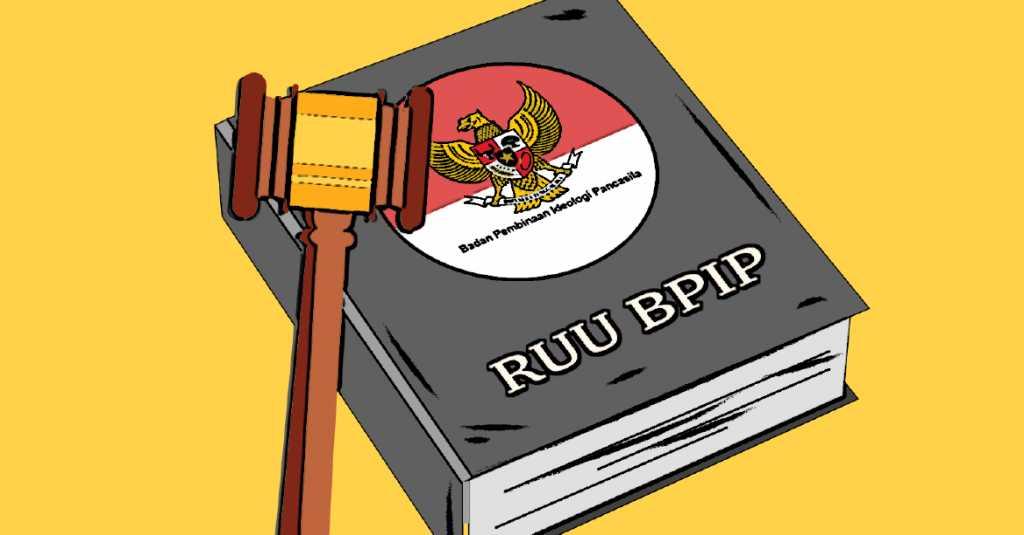 Eksponen Aktivis 98 Desak Cabut RUU HIP, namun Dukung RUU BPIP