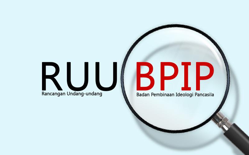RUU BPIP Untuk Memperkuat Pancasila Dalam Kehidupan Berbangsa dan Bernegara.