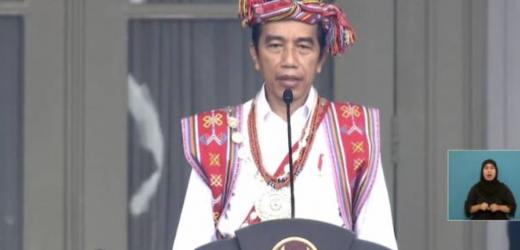 Jokowi Klaim Omnibus Law akan Buat Indonesia Bebas Korupsi