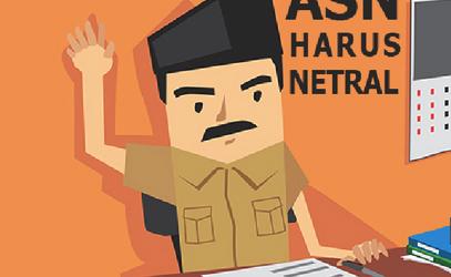 Presiden Jokowi Minta ASN, TNI & Polri Untuk Jaga Netralitas di Pilkada 2020