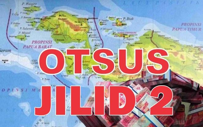 Otsus Jilid 2 Memberikan Dampak Posistif Untuk Masyarakat Papua