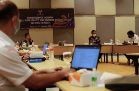 BPIP: Pancasila Harus Menjadi Kompetensi Dasar Aparat Negara