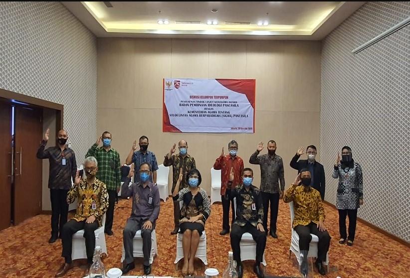 BPIP dan Kemenag Kolaborasi Rancang Program SIGMA Pancasila