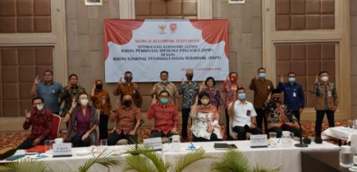 BPIP dan BNPT Sepakat Tangkal Radikalisme di Kalangan Milenial