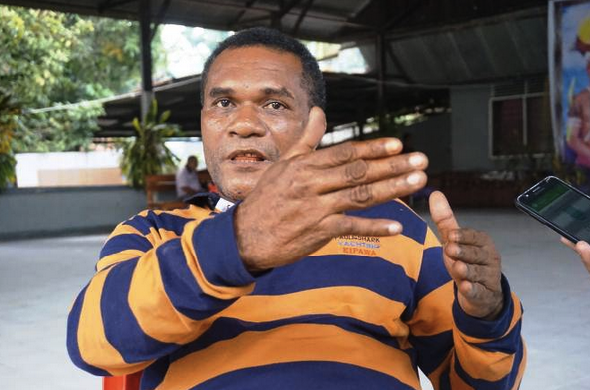 Yanto Khomlay Eluay : Otsus Lebih Penting Dari Perayaan 1 Desember