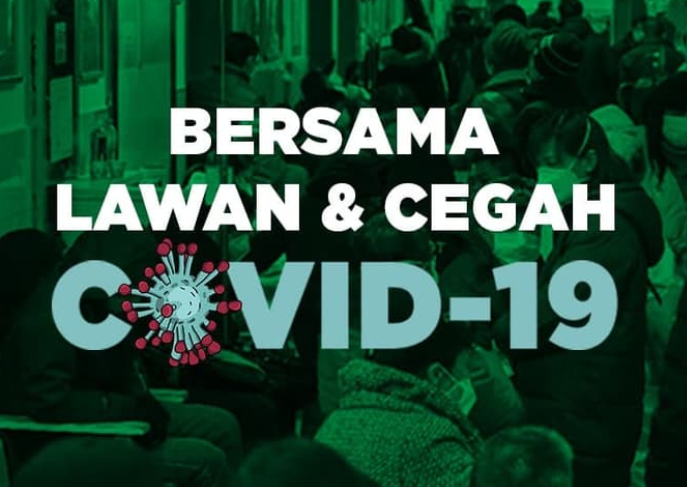 Wakil Ketua MPR Dorong Peran Aktif Masyarakat Kendalikan Penyebaran COVID-19