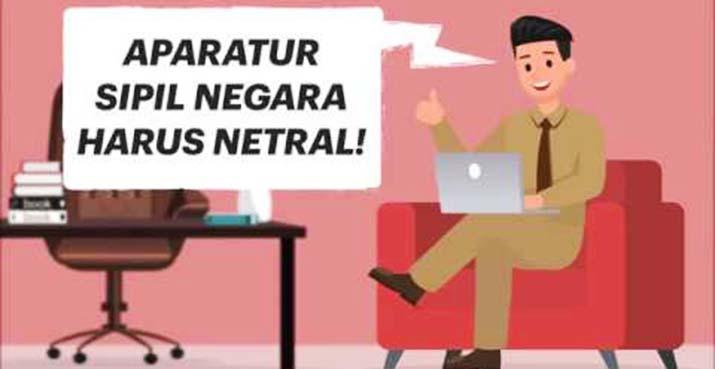 Serukan ASN Netral, Ketua Umum Komunal dan Masyarakat Siap Kawal Pesta Demokrasi