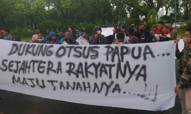 Mahasiswa Dukung Otsus Papua Dilanjutkan, Ini Alasannya