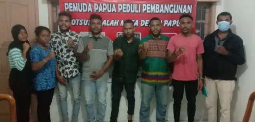 Mahasiswa Papua Peduli Pembangunan, Desak Pemerintah Pusat Lanjutkan Otsus Papua Jilid II & Evaluasi