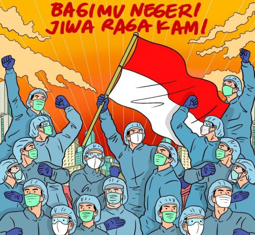 Indonesia Urutan Enam Negara Terbaik Menangani Wabah Seiring Perlindungan Ekonomi