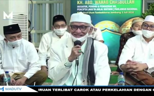 KH. Miftachul Akhyar: Cita-cita Perjuangan Kiai Wahab Untuk Memajukan Kemaslahat Masyarakat Perlu Diwujudkan