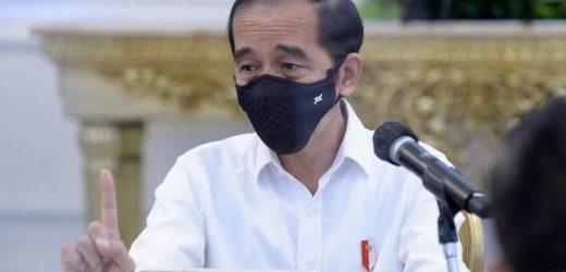 Bagi Jokowi Kesehatan Masyarakat Paling Penting dan Segalanya