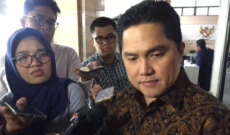 Erick Thohir Sebut Omnibus Law RUU Cipta Kerja Bisa Kalahkan Investasi Vietnam