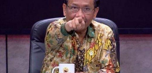Mahfud MD Beri Sindiran Tajam untuk Gatot Nurmantyo: Bukan Siapa-siapa Dia!