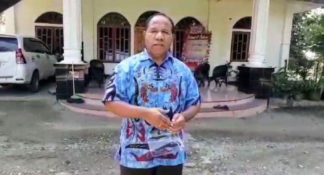 Pendeta Albert Yoku : Masyarakat Tabi dan Seireri Dukung Keberlanjutan Otsus Jilid 2