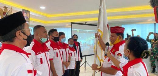 Pelantikan Pengurus DPD Gercin Papua, HYU: Kami Dukung Otsus Jilid II