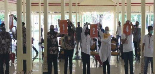 Pilkada Gunung Kidul, Bawaslu Ingatkan Paslon Protokol Kesehatan