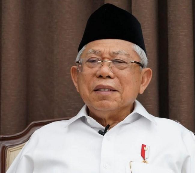 Ma'ruf Amin : BPIP Ambil Peran Besar Dorong Implementasi Pancasila