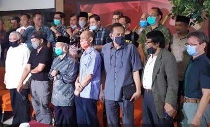 Koalisi Aksi Menyelamatkan Indonesia (KAMI) Mendapat Penolakan Dari Berbagai Wilayah