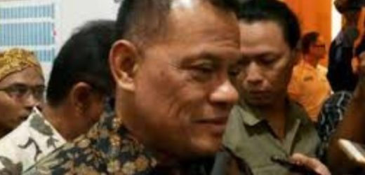 Politisi PDIP : Gatot Nurmantyo Salah Karena Telah Bergabung di KAMI