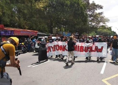 Polri Larang BEM Seluruh Indonesia Gelar Aksi Tolak Omnibus Law, Berpotensi Menjadi Klaster Baru