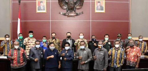 "Ketua MPR: UU Otsus Papua harus ditempatkan sebagai ""lex specialis"""