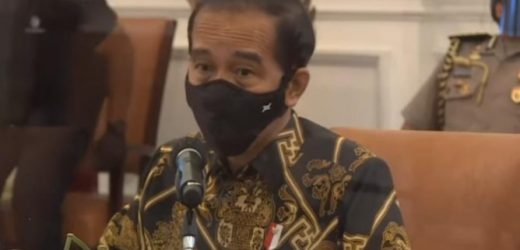 Jokowi Minta Jajarannya Antisipasi Lonjakan Kasus Covid-19