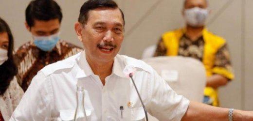 Luhut: Pemerintah Sudah Mampu Kendalikan Covid-19 di Indonesia