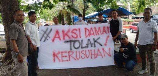 KLCB Ciayumajakuning Tolak Deklarasi KAMI di Kota Cirebon