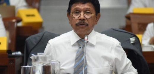Menkominfo: Pak Jokowi Tahu Isi RUU Cipta Kerja dari Laporan Para Menteri