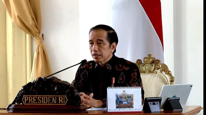Sistem Upah Per Jam Bagian Tuntutan Pendemo, Presiden Jokowi: Itu Hoax!