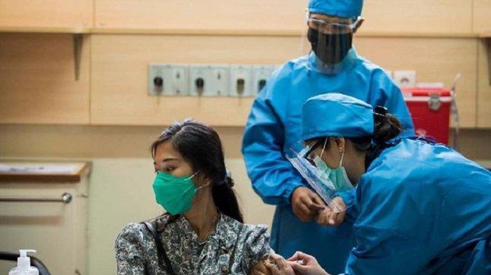 Presiden Jokowi Terbitkan Perpres Vaksin, SIMAK YUK Vaksin Covid-19 Dalam Negeri Diutamakan