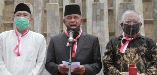 Lagi dan lagi, Deklarasi KAMI Dibubarkan, Kali Ini Jambi, Mantan Panglima TNI Gagal Pidato