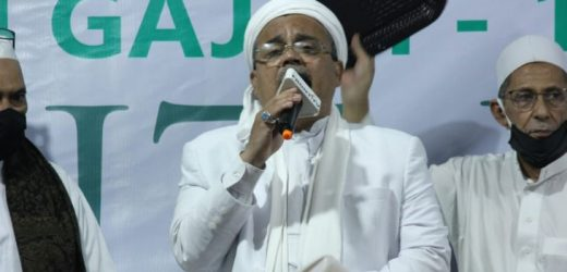 Demo Tolak Ceramah Imam FPI di Kendal : 'Rizieq Bukan Cerminan Rosul