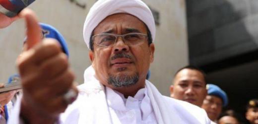Rizieq Shihab Sesumbar Kantongi Izin Keluar dari Arab Saudi, Dubes: Itu surat Deportasi