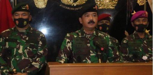 Panglima TNI Ingatkan Pentingnya Persatuan, Jangan Hilang oleh Provokasi