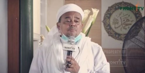 Pemimpin Ormas Islam, Kata Lonte Tak Bagus Diucap Habib Rizieq
