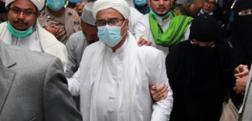 Habib Rizieq Terancam Jadi Tersangka, Bisa Dibui 1 Tahun, dan Denda Ratusan Juta