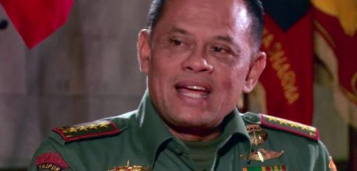 Cie… Cie… Mas Gatot Gak Bakal Nolak Bintang Mahaputera dari Presiden Jokowi