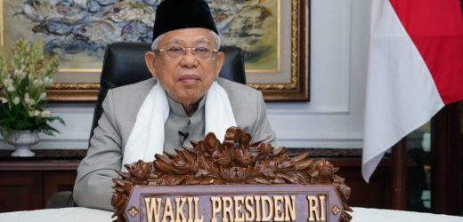 Muslimat Dukung Pemerintah Atasi Covid, Wapres Doakan agar Selalu Sehat